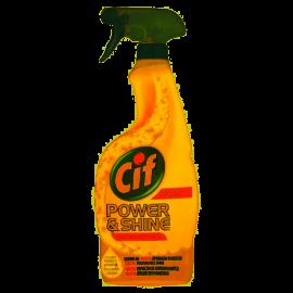 Cif Power & Shine Przeciw Tłuszczowi Spray 750