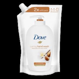 Kremowe mydło w płynie Dove Masło Shea i Wanilia Zapas 500