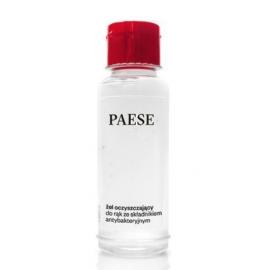 Żel oczyszczający do rąk ze składnikiem antybakteryjnym 100 ml PAESE