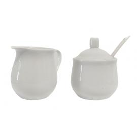 Zestaw mlecznik i cukiernica Excellent Houseware
