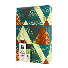 Fa Woman Coconut zestaw kosmetyków na prezent