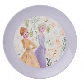 Talerz porcelanowy Frozen II Herbal 19 cm DISNEY