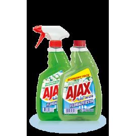 Ajax wkład płyn do szyb Wiosenny bukiet