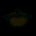 Garnek Vikos z pokrywką 3,6 l AMBITION