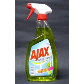 Ajax płyn do szyb Cytryna