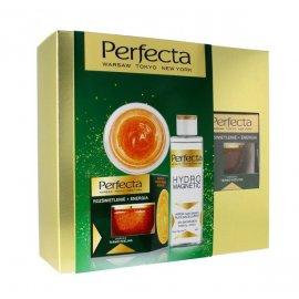 Komplet Perfecta peling + płyn micelarny zestaw upominkowy