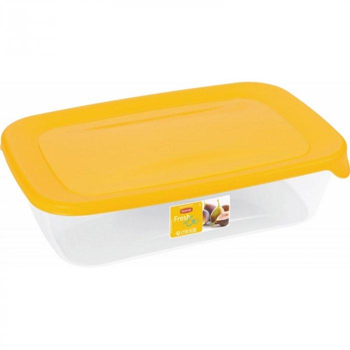 Pojemnik prostokątny na żywność 22,8x14,8x6,2 CURVER