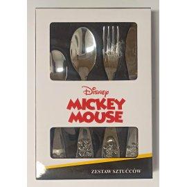 Komplet sztućców dla dzieci Mickey Mouse Everywhere