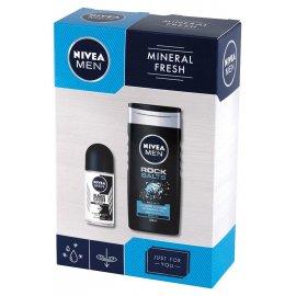 Zestaw kosmetyków NIVEA MEN Mineral Fresh Dzień Ojca