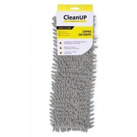 Wymiana szenilowa do mopa płaskiego Clean Up Domex