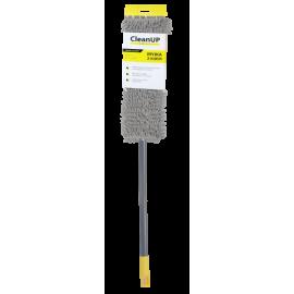 Mop płaski szenilowy mikrofibra Clean Up Domex