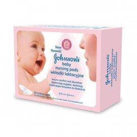 Wkładki laktacyjne Johnson's Baby 50 szt