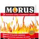 Proszek do usuwania sadzy z kominków i pieców saszetka 50g MORUS