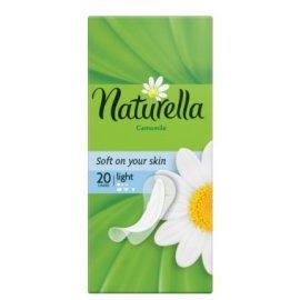 Naturella Light Camomile wkładki higieniczne 20 szt