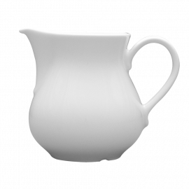 Mlecznik dzbanek 300ml Wersal biały LUBIANA