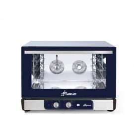 Piec piekarniczy konwekcyjny z nawilżaniem Hendi Nano 4x 600x400 mm, elektryczny, sterowanie manu...