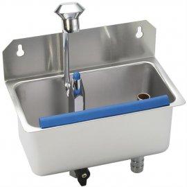 Płuczka do gałkownic z systemem myjącym montowana do ściany 220x120x90 mm