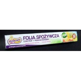 Folia spożywcza 30m Perfekcyjna poleca