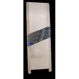 Szatkownica drewniana do kapusty i jarzyn