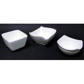 Porcelanowe miseczki na dipy