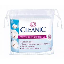 Cleanic Patyczki higieniczne 160szt.