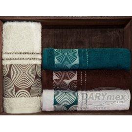 Ręcznik biały 50/90 Darymex