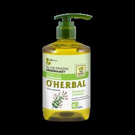 Żel pod prysznic z ekstraktem z werbeny 750ml O'Herbal