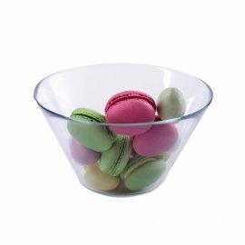 Salaterka szklana okrągła Basic 16,6 Bormioli Rocca