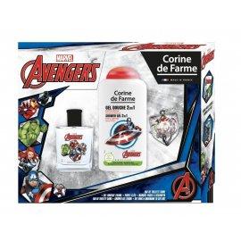 Zestaw kosmetyków Avengers prezent dla chłopca