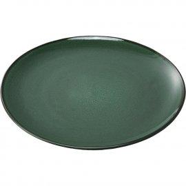 Talerz płytki, zielona, Ø 260 mm STALGAST