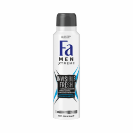 Fa Men Xtreme Invisible Fresh Antyperspirant 150 ml