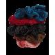 Gumka do włosów welurowa mix kolorów Jawa1353