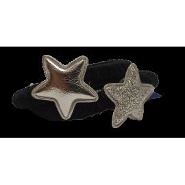 Gumka do włosów z gwiazdami JAWA1163