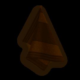Ścierka kuchenna Marsala 50x70 brązowo - beżowa Zwoltex