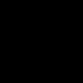Taca okrągła szara 35,5x3cm DOMOTTI