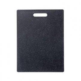 Deska do krojenia Rotho plastikowa 36.5x27.5cm czarna