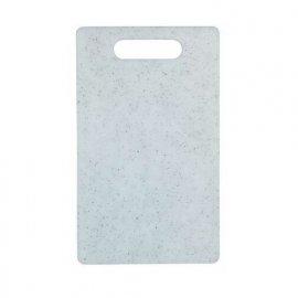 Deska do krojenia Rotho plastikowa 25x15cm biała