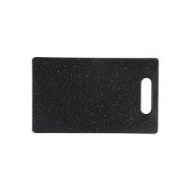 Deska do krojenia Rotho plastikowa 25x15cm czarna