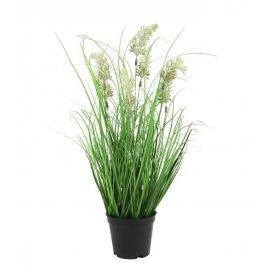 Sztuczna trawa w donicy 40 cm SACO