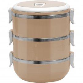 Termos obiadowy 3-komorowy 1,8L BENTO mix Smart Kichen