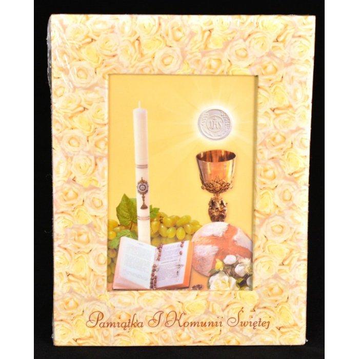 Ramka na zdjęcie Pamiątka I Komunii Świętej