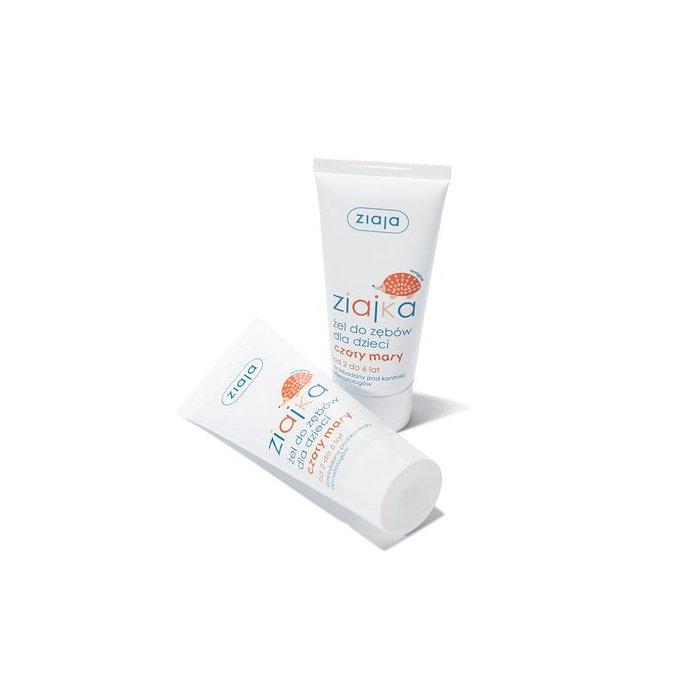 Kremowe mydło dla dzieci hypoalergiczne ziajka ziaja