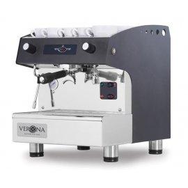 Ekspres do kawy ROMEO easy, 1-grupowy, półautomatyczny, czarny