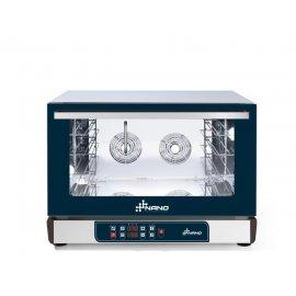 Piec piekarniczy konwekcyjny z nawilżaniem Hendi Nano 4x 600x400 mm, elektryczny, sterowanie elek...