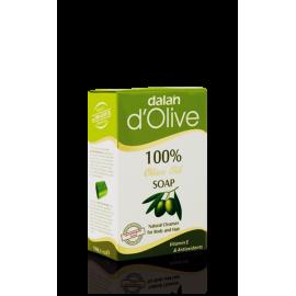 Mydło do ciała i włosów oliwkowe d'Olive 150