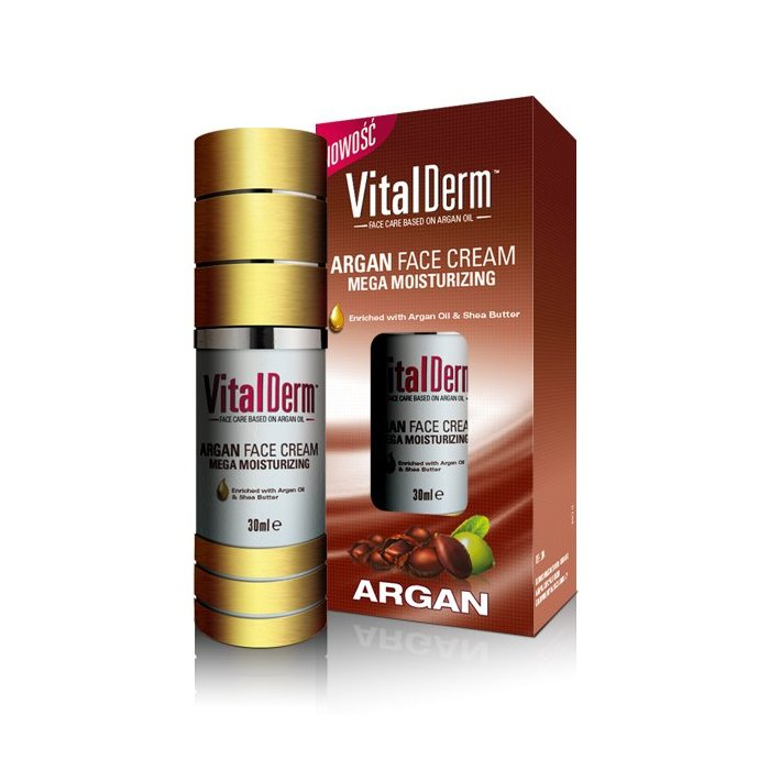 Balsam do ciała arganowy VitalDerm