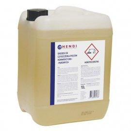 Profesjonalny płyn do czyszczenia pieców konwekcyjno-parowych