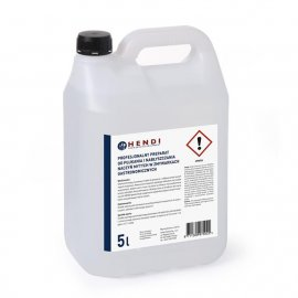 Profesjonalny preparat do płukania i nabłyszczania naczyń mytych w zmywarkach gastronomicznych 5 litrów