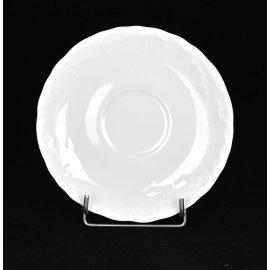 Spodek biały 15,5cm Rococo Ćmielów