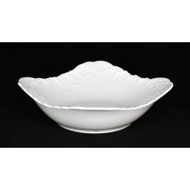 Salaterka 24 cm Rococo kwadrat Ćmielów